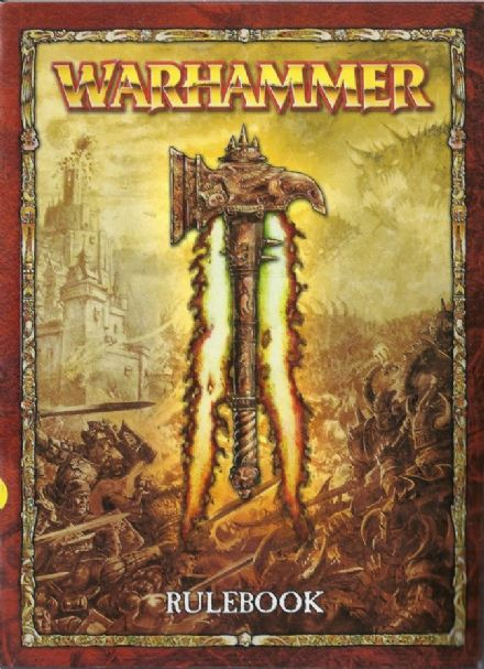 Warhammer Fantasy 8th Edition rulebook (2009)